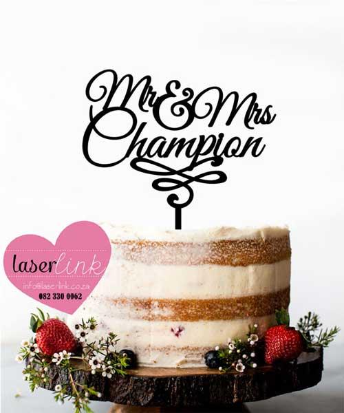 Cake Topper 170