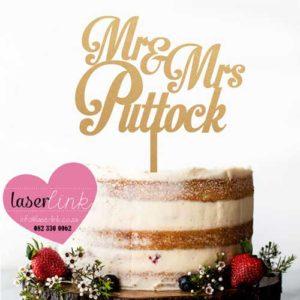Cake Topper 178