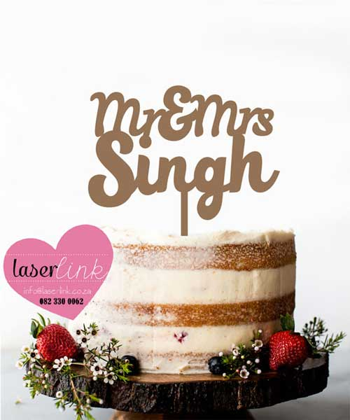 Cake Topper 179