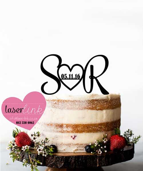 Cake Topper 183