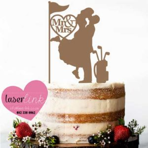 Cake Topper 187