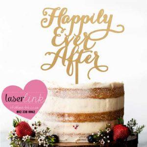 Cake Topper 193