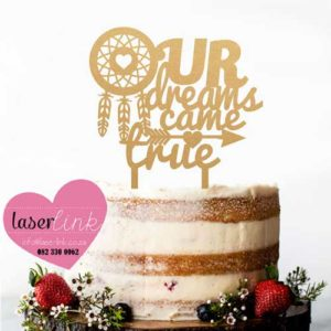 Cake Topper 194