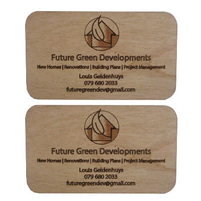Laser engraved wooden business cards laserlink laser engraved wooden business cards reheart Image collections