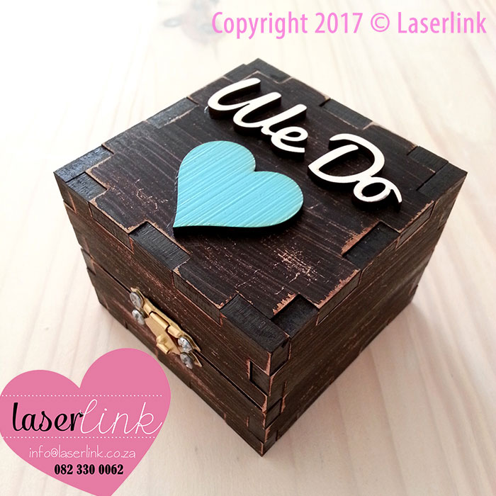 personalized wedding ring boxes