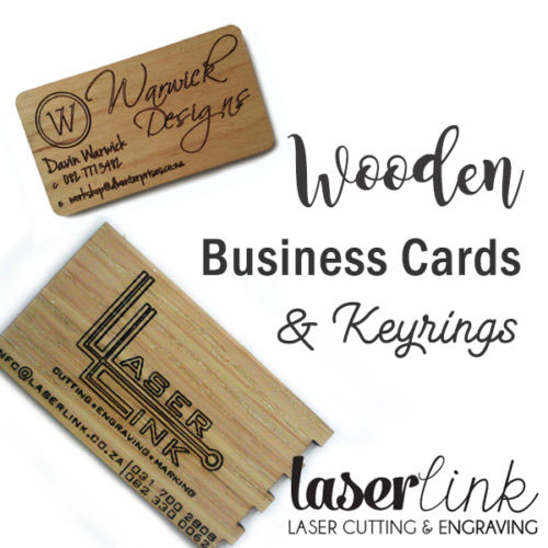 Laser engraved wooden business cards laserlink laser engraved wooden business cards colourmoves