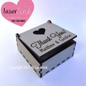 Wedding Favour Gift Boxe 003
