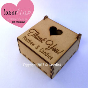Wedding Favour Gift Boxe 008