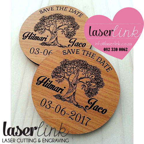 wooden save the date magnets 001