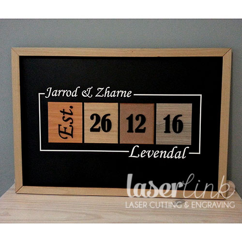 Establish Date Wedding Guest Books