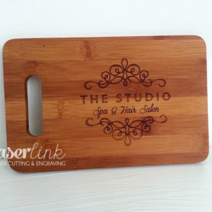 Bamboo Chopping Board Engraved