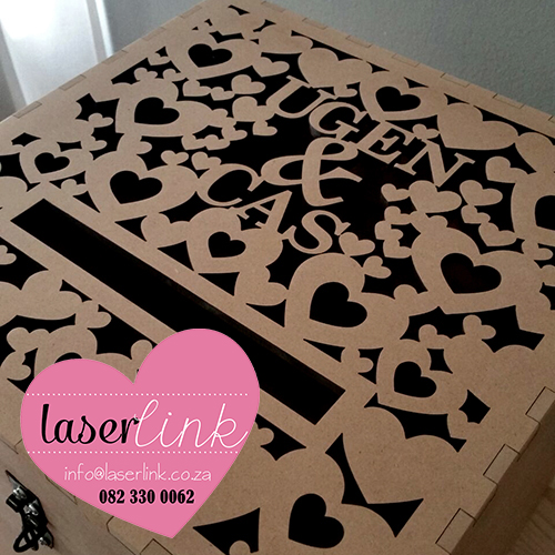Personalized Wooden Envelope Boxes 004