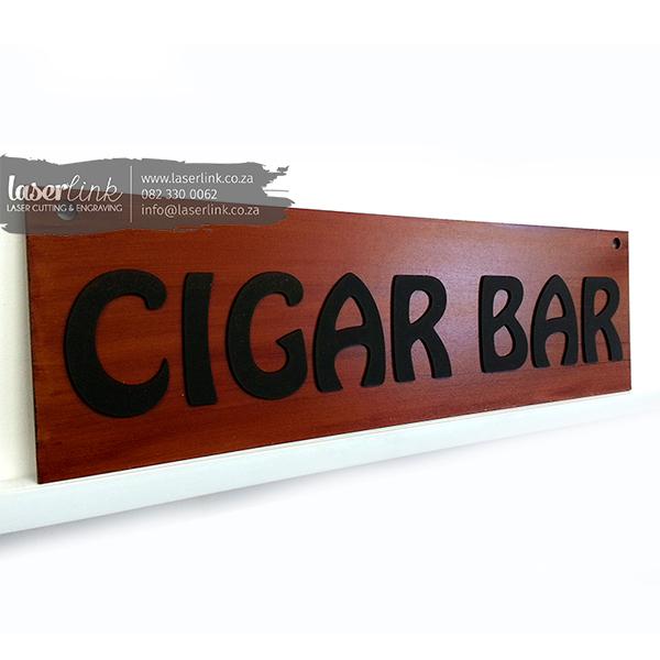 bar sign boards