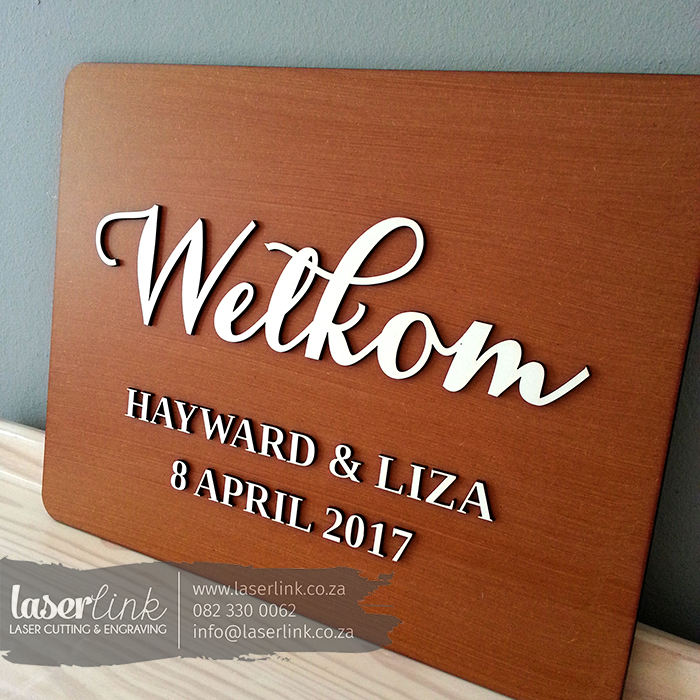 welcome wedding sign boards