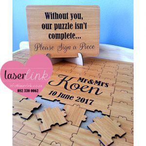 puzzle piece guest book 010